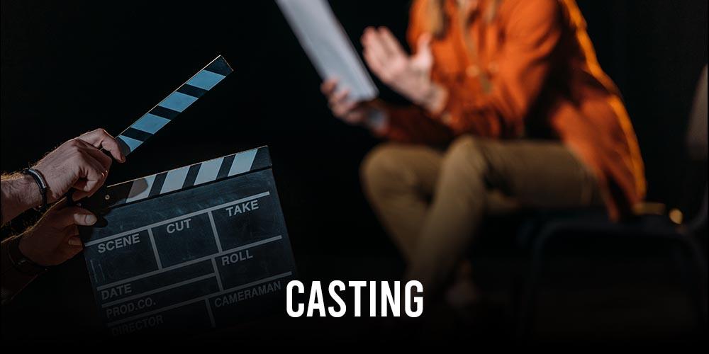 spain film studios servicios Casting