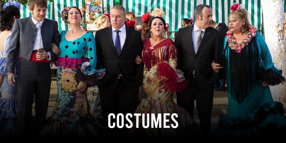 spain film studios servicios Costumes