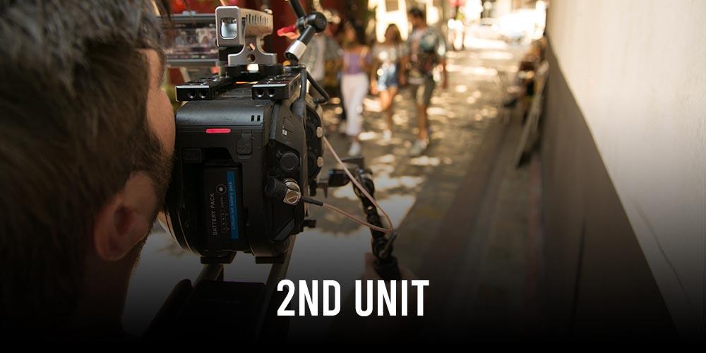 spain film studios servicios 2nd Unit